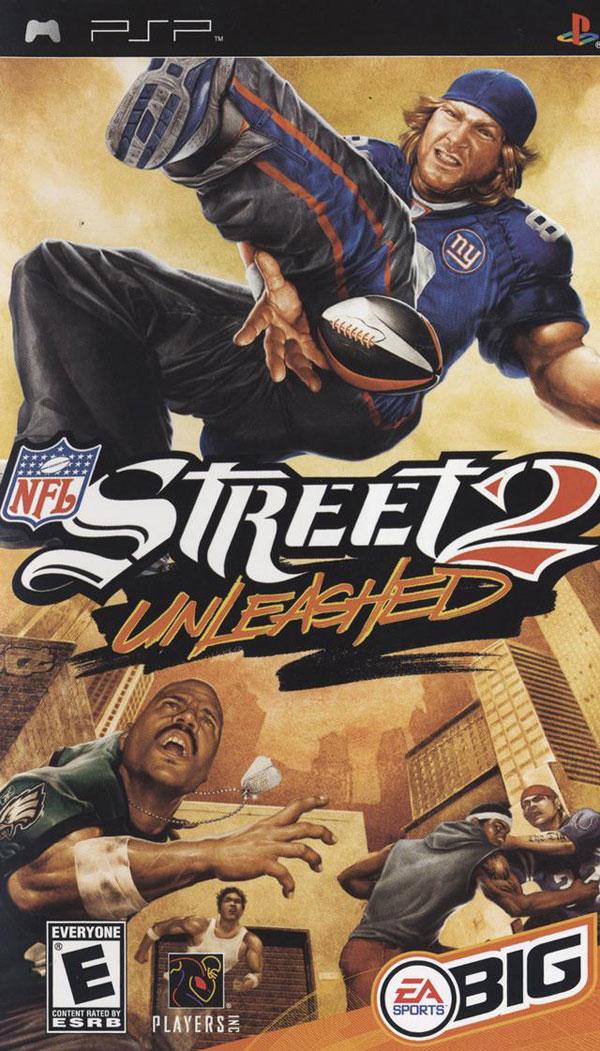 NFL Street Vol 2: Unleashed