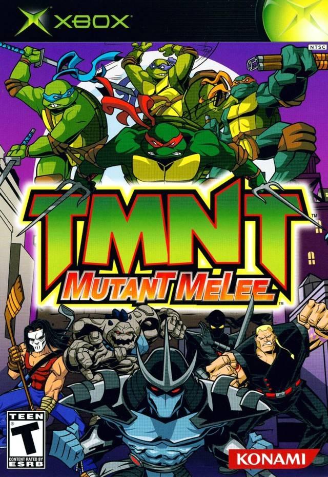 Teenage Mutant Ninja Turtles Mutant Melee