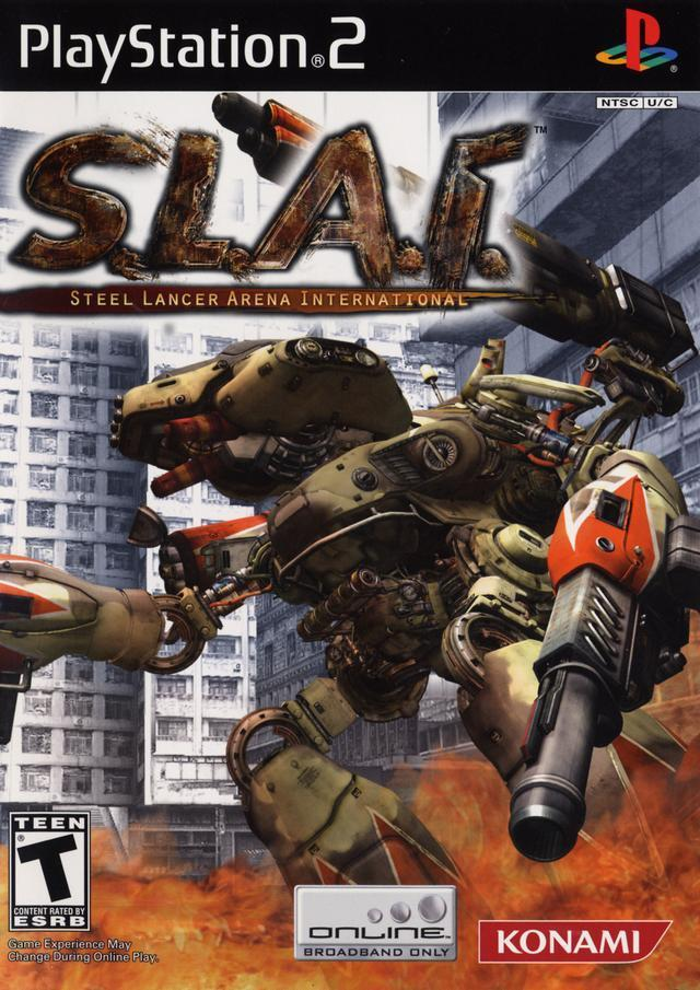 SLAI: Steel Lancer Arena International