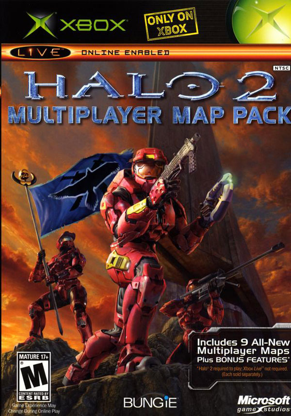 Halo 2 Expansion Pack (Multiplayer Map Pack)