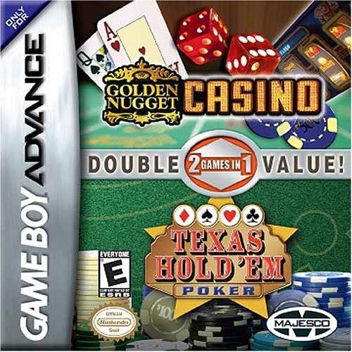 Golden Nugget Casino / Texas Hold'em Double Pack