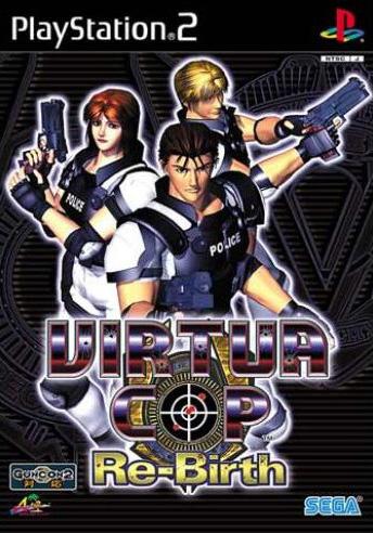 Virtua Cop: Re-Birth