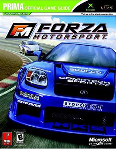 Forza Motorsport Official Strategy Guide