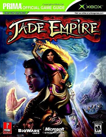 Jade Empire Official Strategy Guide