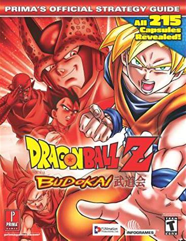 Dragon Ball Z: Budokai Official Strategy Guide