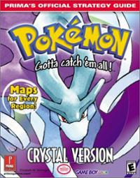 Pokemon Crystal Official Strategy Guide