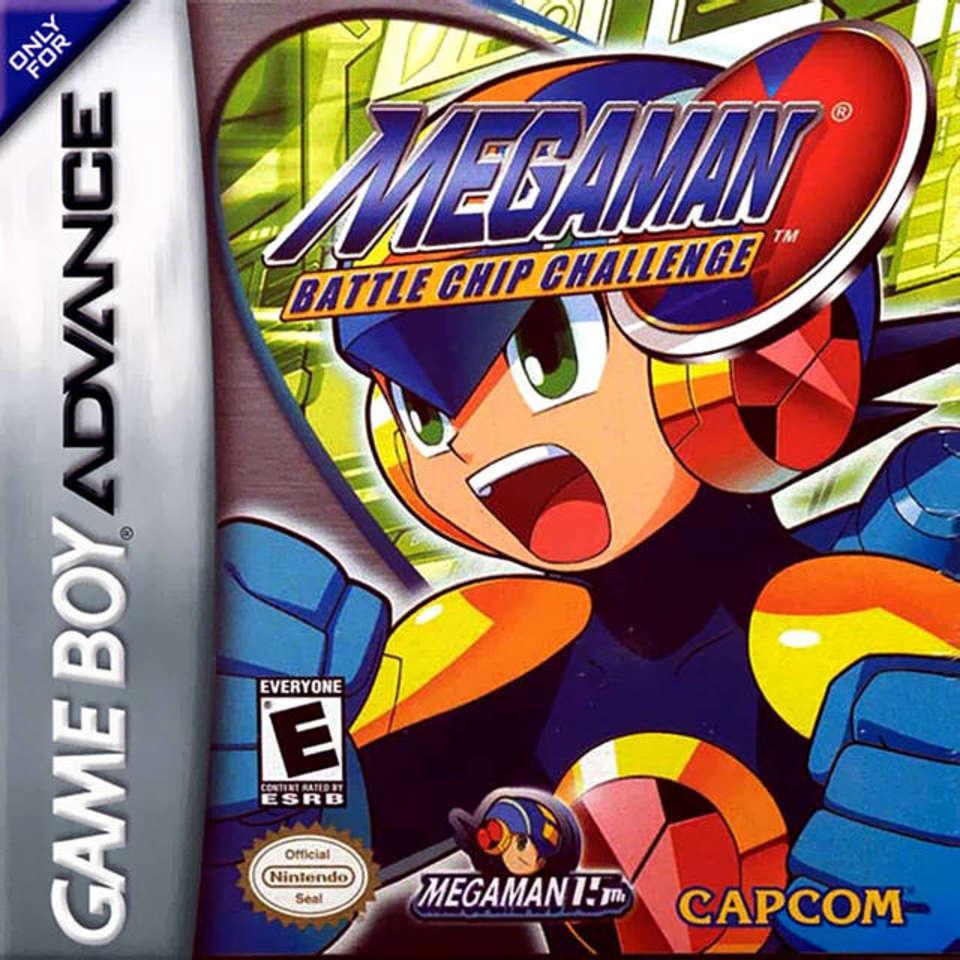 Mega Man Battle Chip Challenge Official Strategy Guide