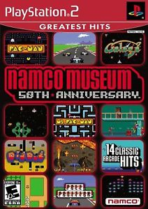 Namco Museum 50th Anniversary Arcade Collection