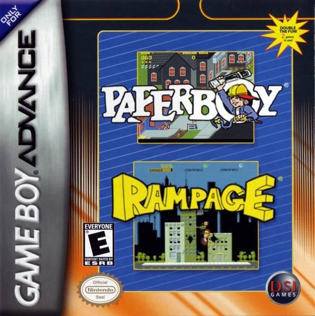 Paperboy / Rampage