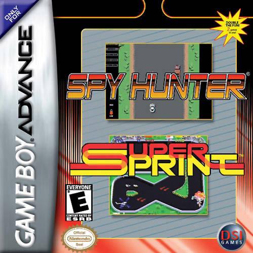 Spy Hunter / Supersprint