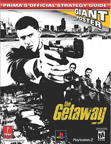 Getaway Official Strategy Guide