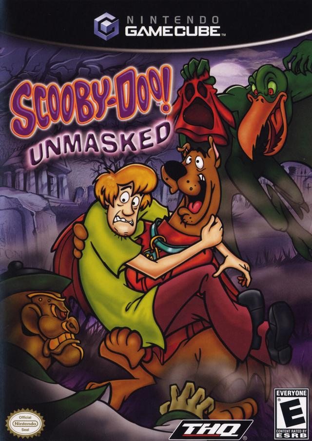 Scooby Doo Unmasked