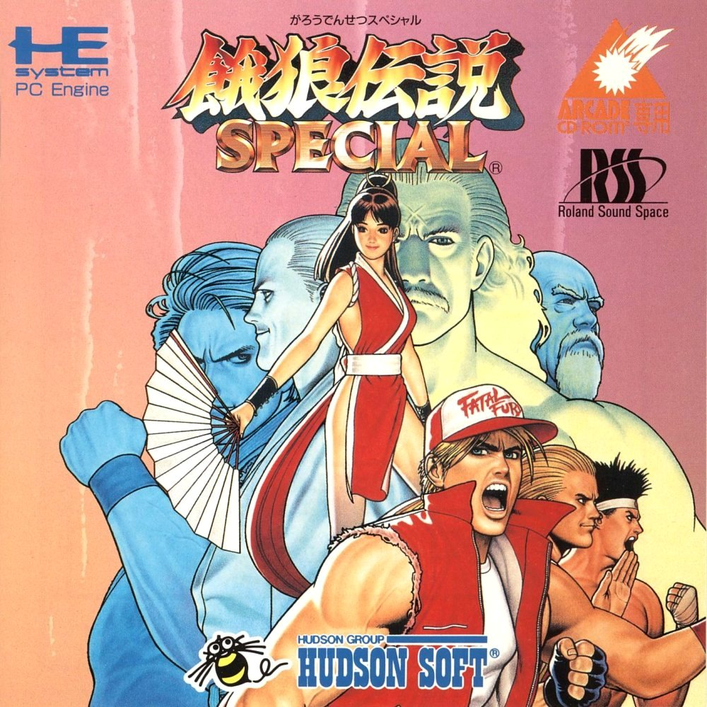 Fatal Fury Special Arcade CD-Rom