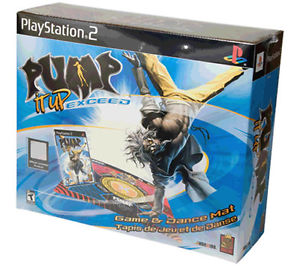 Pump It Up: Exceed w/ Dance Pad