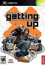 Marc Ecko Getting Up: Contents Under Pressure