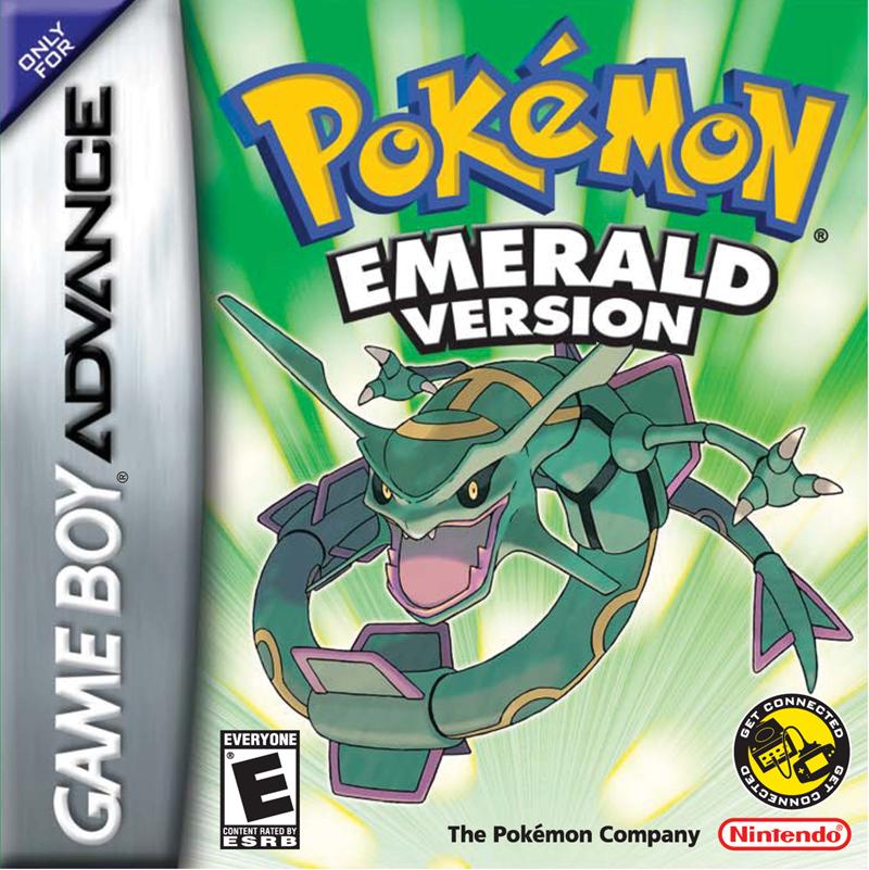 Pokemon Emerald Prima Official Strategy Guide