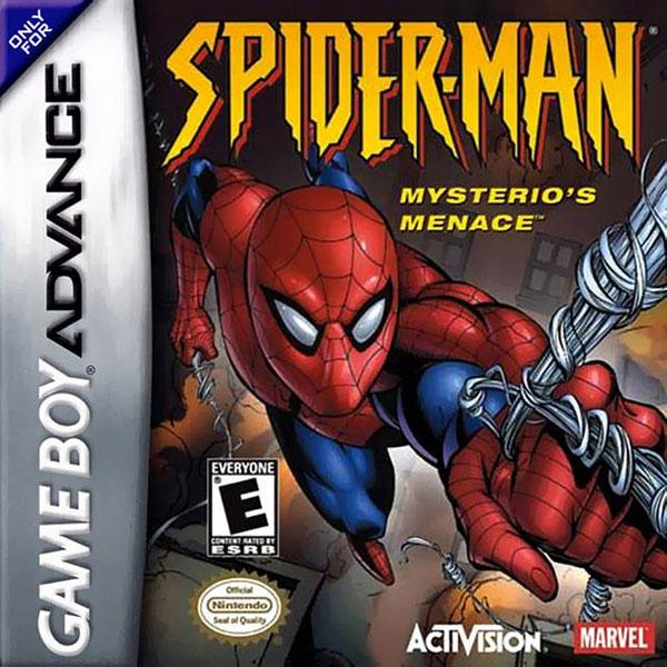 Spiderman: Mysterio's Menace / X2 2-in-1 Bundle