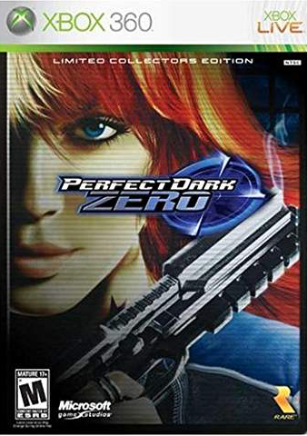 Perfect Dark Zero Limited Edition