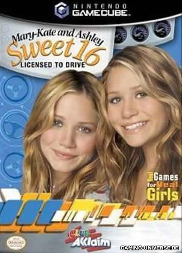 Mary-Kate & Ashley Sweet 16: Licensed to Drive