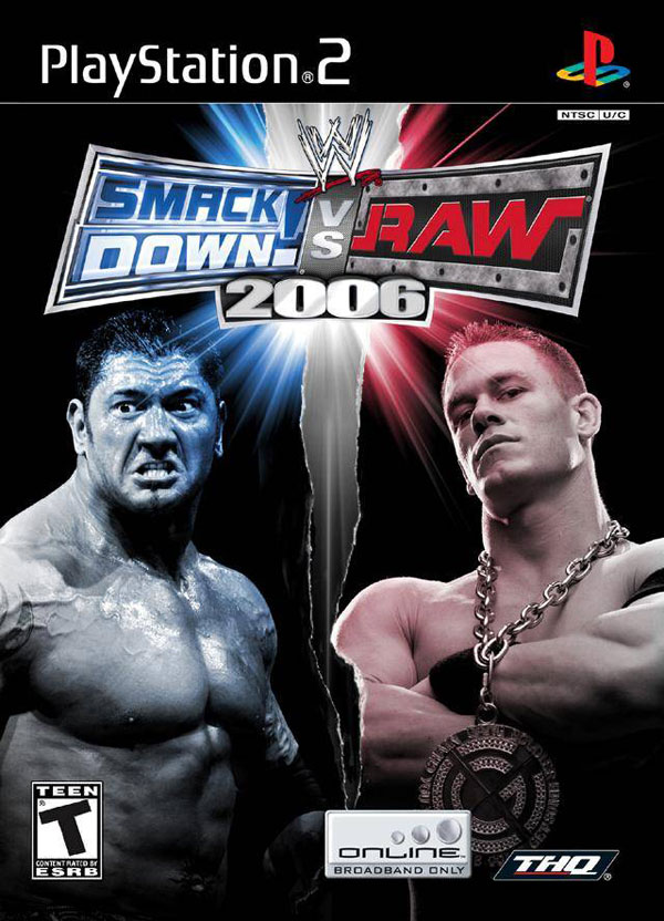 WWE Smackdown! vs Raw 2006