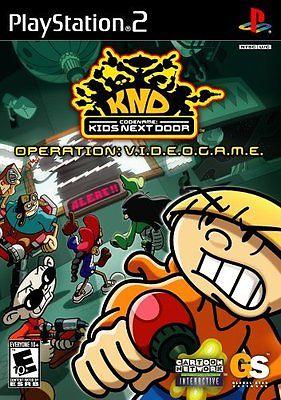 Codename: Kids Next Door - Operation: V.I.D.E.O.G.A.M.E