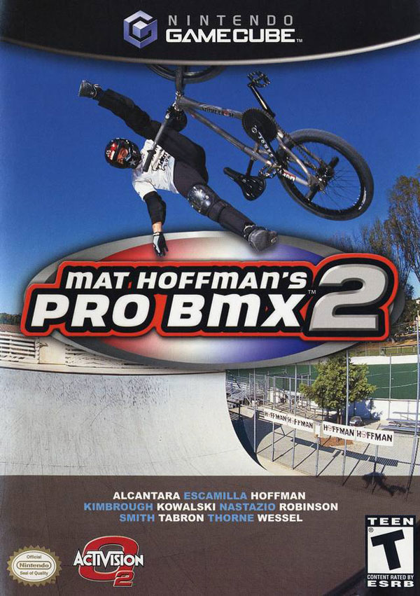Mat Hoffman's BMX 2