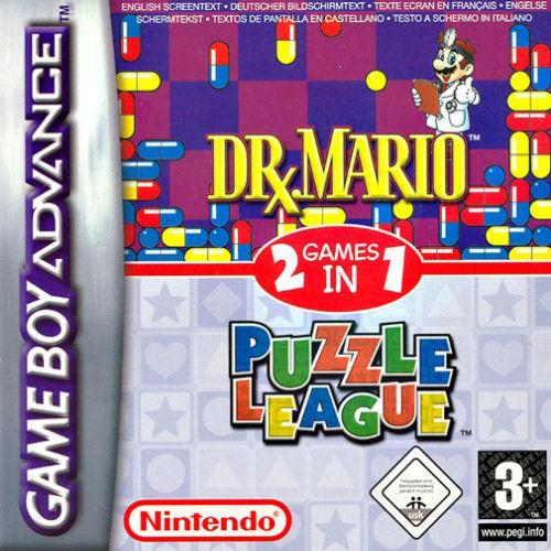 Dr. Mario / Puzzle League Two Pack