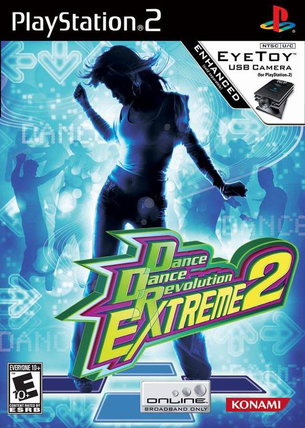 Dance Dance Revolution Extreme 2 Bundle