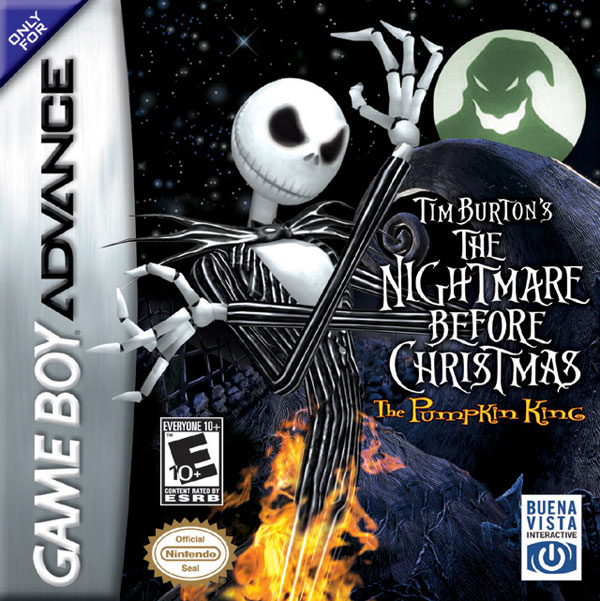 Nightmare Before Christmas: The Pumpkin King
