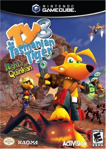 Ty 3 the Tasmanian Tiger: Night of the Quinkan