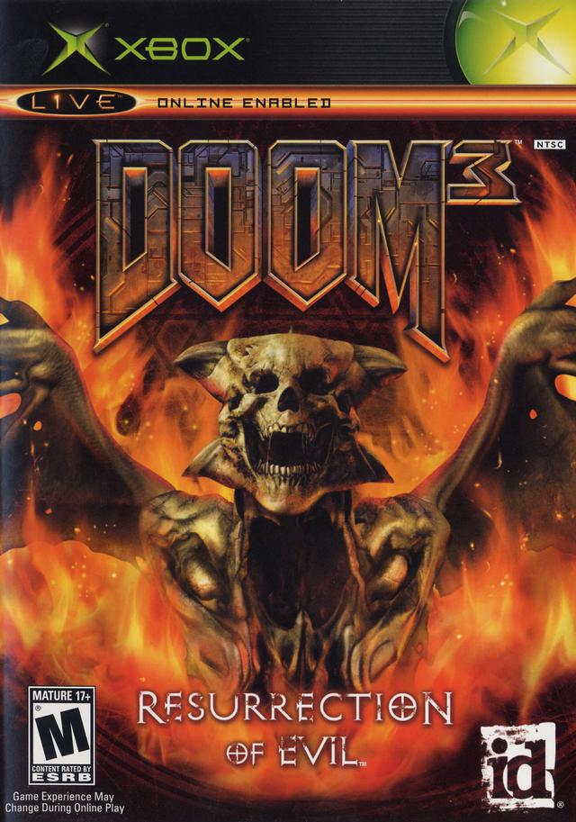 Doom 3: Resurrection of Evil