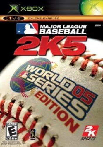 Major League Baseball 2K5 World Series Edition