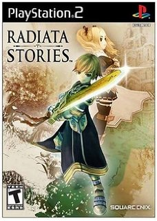Radiata Stories BradyGames Official Strategy Guide