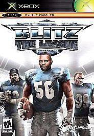 Blitz: The League