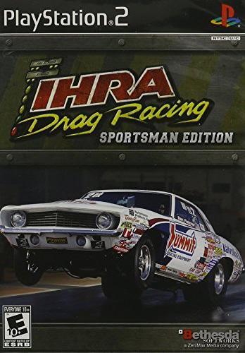 IHRA Drag Racing Sportsman Edition