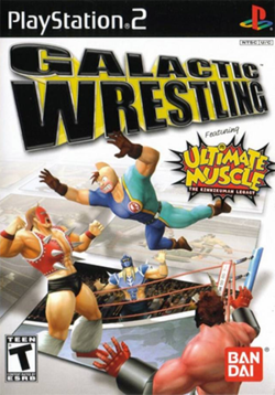 Galactic Wrestling BradyGames Official Strategy Guide
