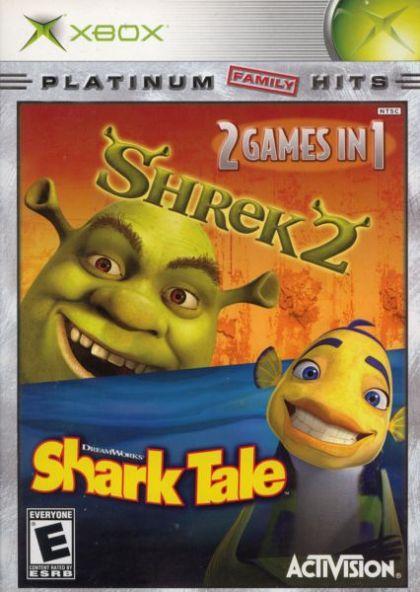 Shrek 2 / Shark Tale Bundle