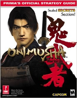 Onimusha Warlords Prima's Official Strategy Guide