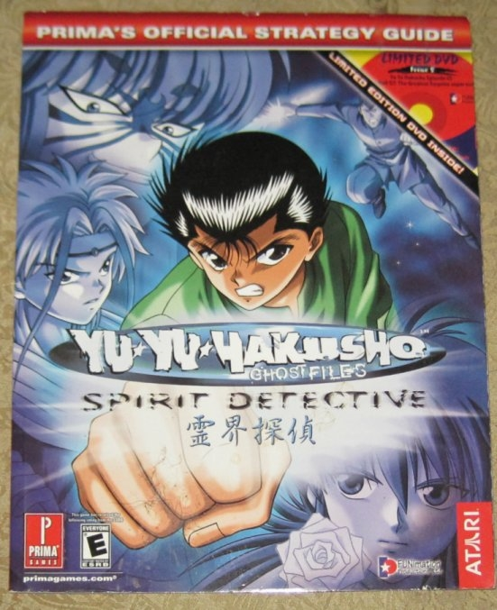 Yu Yu Hakusho: Spirit Detective Prima's Official Strategy Guide