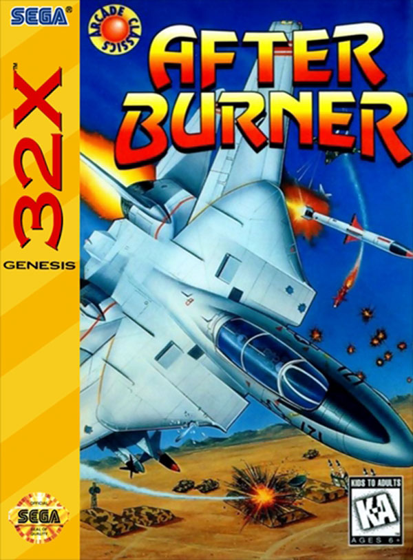 After Burner / 32X