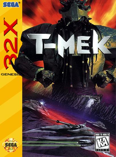 T-Mek / 32X