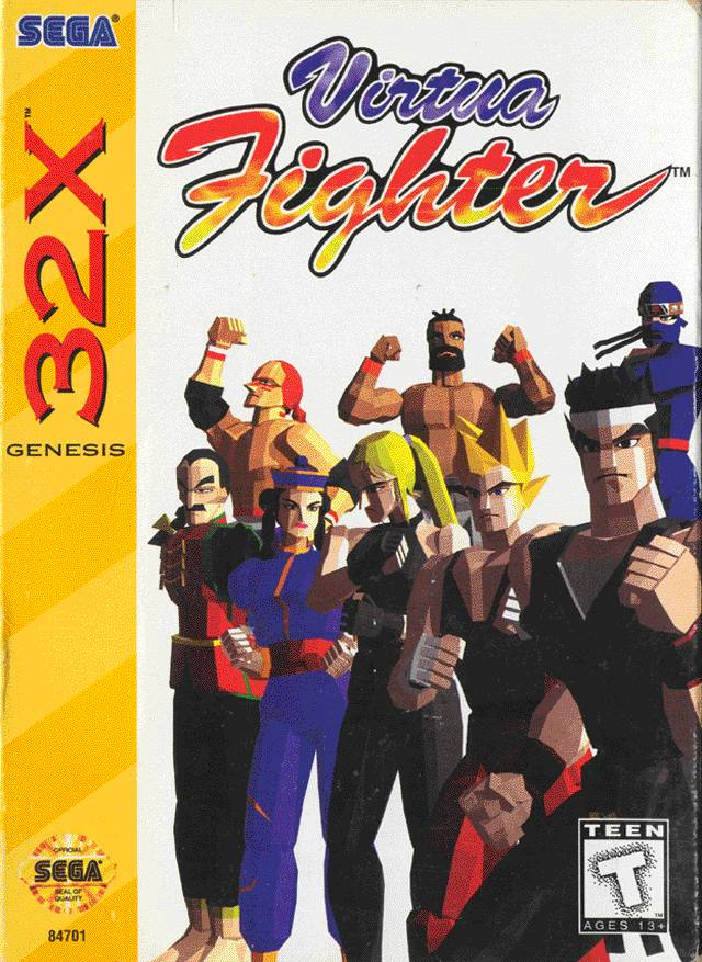 Virtua Fighter / 32X
