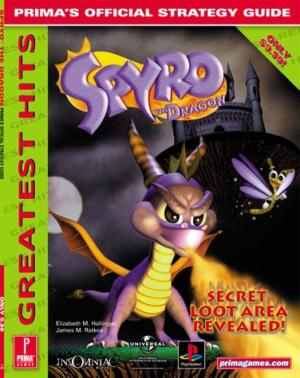 Spyro the Dragon Prima's Official Strategy Guide