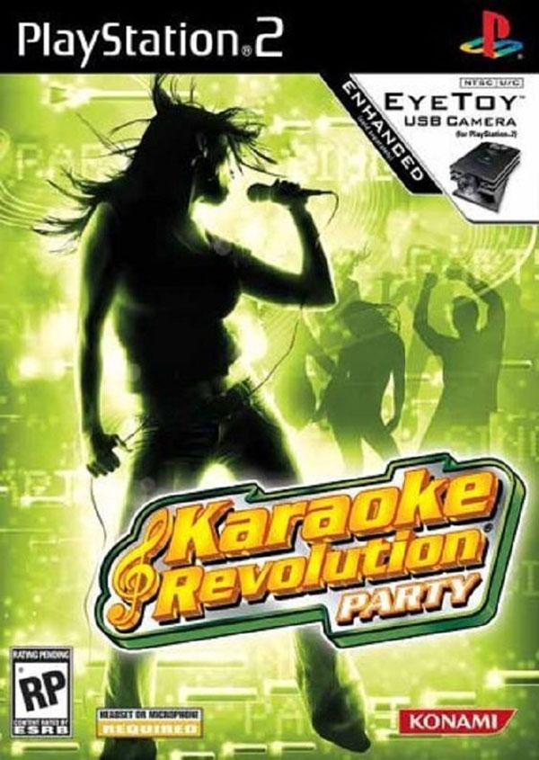 Karaoke Revolution Party Bundle