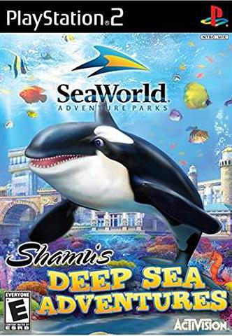 Sea World: Shamu's Deep Sea Adventures