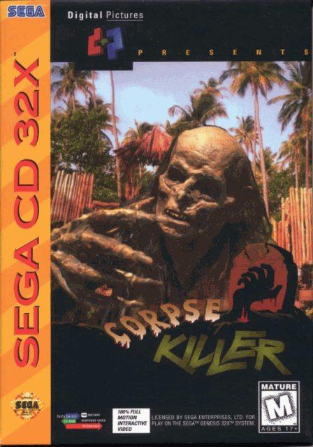 Corpse Killer / CD 32X