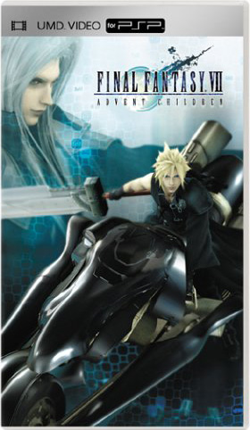Final Fantasy VII Advent Children UMD Movie