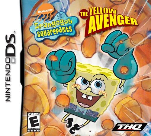 Spongebob Squarepants: Yellow Avenger