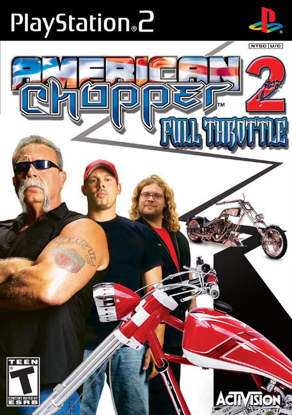 American Chopper 2: Full Throttle