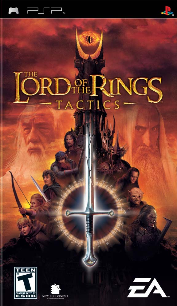 Lord of the Rings Tactics